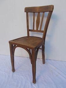kaffeehaus stuhl bugholz im sitz jugendstil einzelstuhl eiche dunkel ebay. Black Bedroom Furniture Sets. Home Design Ideas