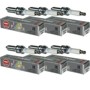 6X-NGK-Laser-Platinum-Premium-Zuendkerze-4288-Typ-PLKR7A-Zuend-Kerze