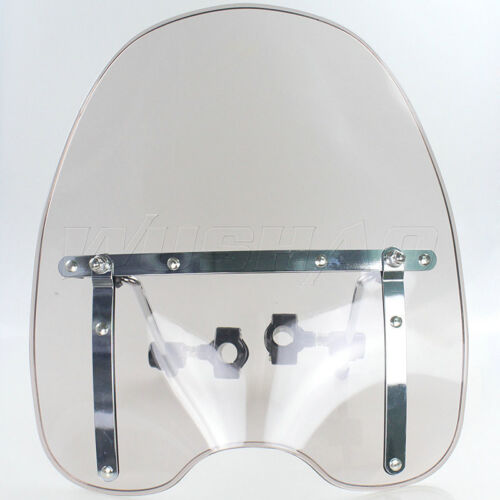 Windshield WindScreen For 1970-2015 Harley All Models As Dyna Softail Sportster