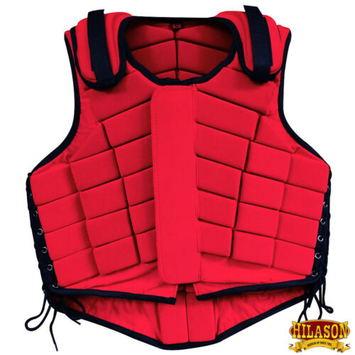 C-30-M Hilason Adult Safety Equestrian Eventing Horse Riding Protective Vest
