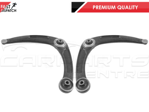 + SW CC HDi PAIR FOR PEUGEOT 307 FRONT LOWER SUSPENSION WISHBONE ARM ARMS