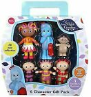 In The Night Garden 6 Figurine Character Gift Pack - 1648