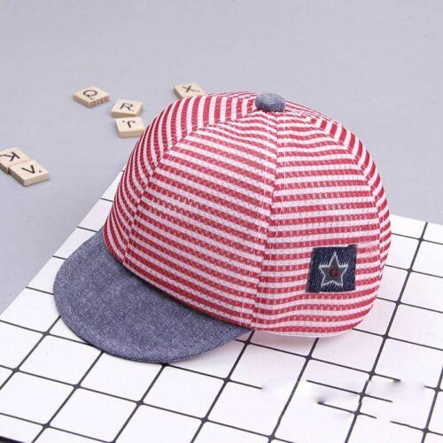 Cute Ears Baby Sun Hat Children Snapback Baseball Cap Summer Kids Boys Girls Hat