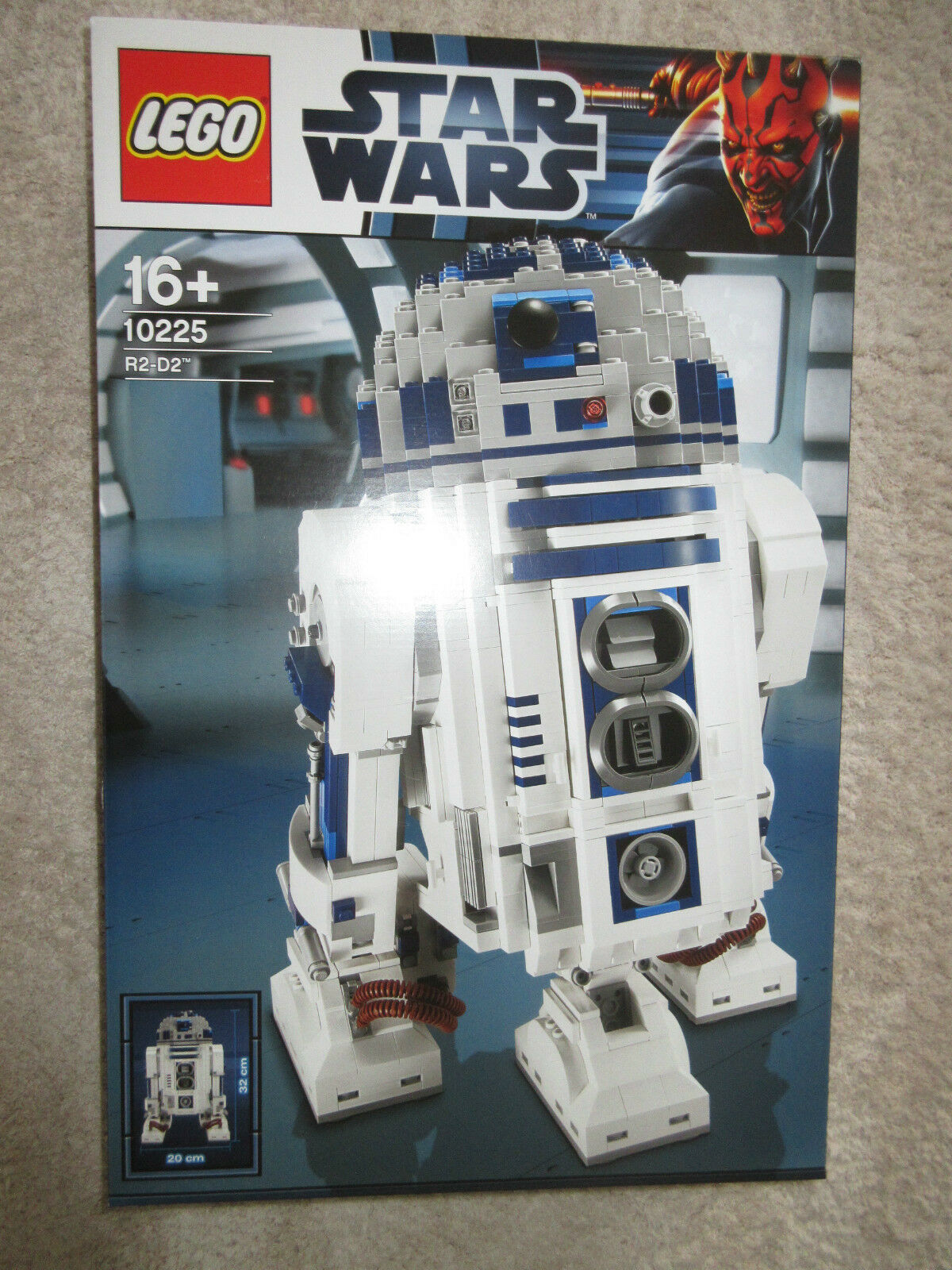 Jouets D2 Box Wars Lego New R2 Neuf In Mib Star Nrvkow3232 10225 Nv0wm8nO
