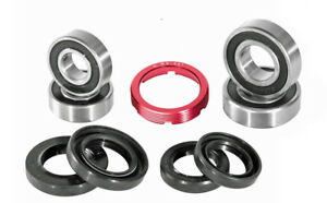 Pivot-Works-Front-amp-Rear-Wheel-Bearing-Kit-Honda-CRF250R-CRF450R-CRF450X