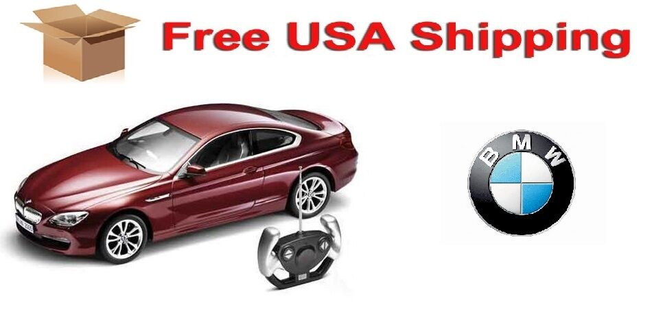 BMW 6 Series Remote Control car   FREE SHIPPING SHIPPING SHIPPING  08a0c9
