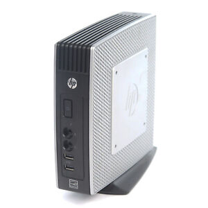 Details about HP t510 Thin Client Windows Terminals E4S28AT#ABA No Wifi NO  AC Adapter