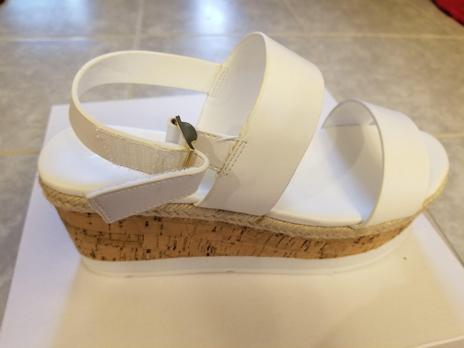 forma unica donna donna donna ALDO scarpe Dimensione 6 colore  bianca  negozio d'offerta