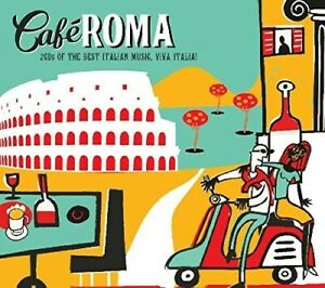 Various-Artists-Cafe-Roma-Various-New-CD-UK-Import