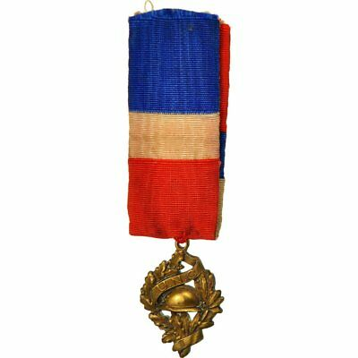 France Medal Very Good Quality Curing Cough And Facilitating Expectoration And Relieving Hoarseness #556267 Union Nationale Des Combattants