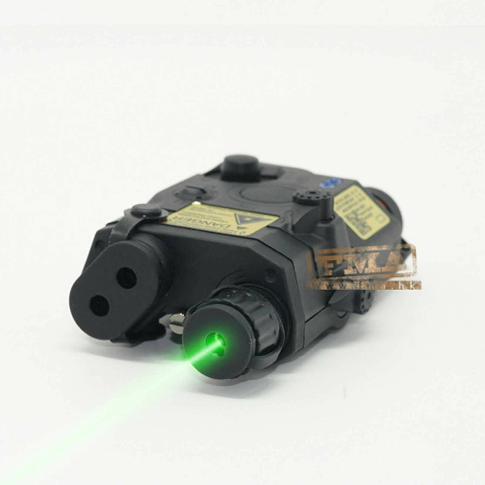 NEU LA-5 PEQ-15 Akku Gehäuse & Größer Laser (BK) TA547