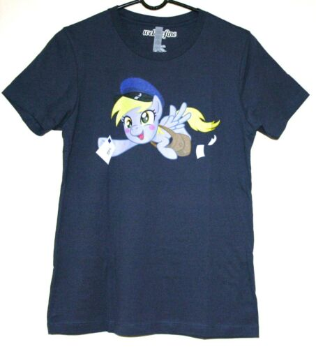 MY LITTLE PONY DERPY HOOVES MAILMARE GRAPHIC TEE SHIRT FOR JUNIORS FREE SHIP