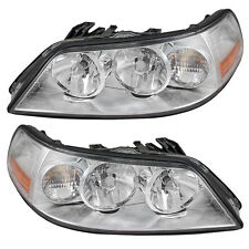 2003-2004 LINCOLN TOWN CAR 4.6L BOTH LH/RH HEADLAMPS NEW