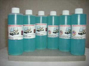 LIQUID-SOLUTION-REFURBISH-Fix-REPAIR-RENEW-GOLF-CART-BATTERY-8-or-6-volt-KIT