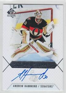 2015-16-UD-SP-AUTHENTIC-ANDREW-HAMMOND-HARD-AUTO-Scripted-Stoppers-Autograph-Sen