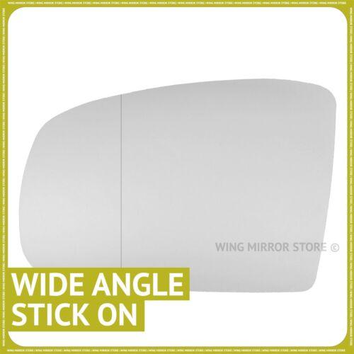 Côté Gauche pour Mercedes Classe-Ml W164 2005-2008 Grand Angle Miroir Aile