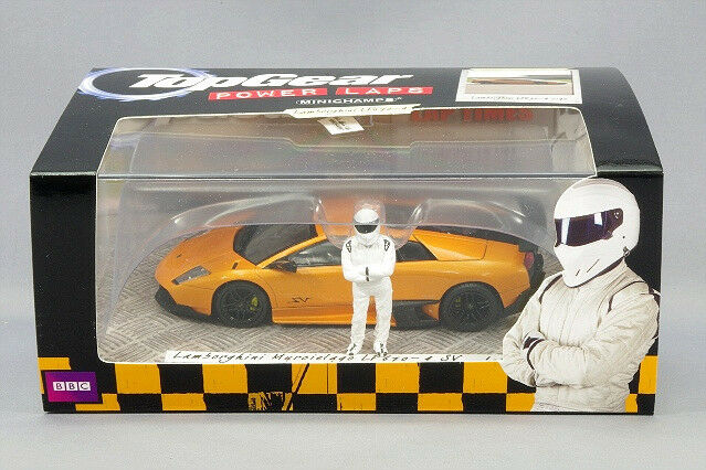 Lamborghini Murcielago LP670-4 Top Gear 1 43 519431031 Minichamps