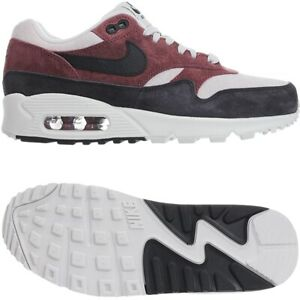 Air Beige Sneakers Max Nike Low show original 901 about title Red NEW W Top Heritage Hybrid Details Womens AqRj345L