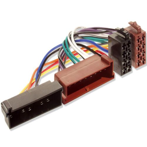 1114-02 radio cable de conexión adaptador autoradio cable para jaguar S-Type 98-01