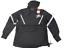 thumbnail 2 - Philadelphia 76ers Mens Mitchell & Ness Reflective Black Anorak Jacket