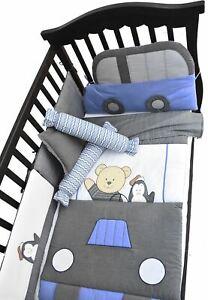 Crib-Set-6-piece-Little-Driver-Collection