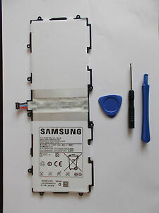replacement battery for samsung galaxy tab 2 10 1 gt p5110 gt p7510 gt p5100 ebay. Black Bedroom Furniture Sets. Home Design Ideas