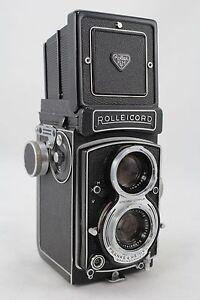 rolleicord vb vintage 6x6 tlr camera lens schneider xenar 3 5 75mm rh ebay com rolleicord vb user's guide rolleicord vb instruction manual
