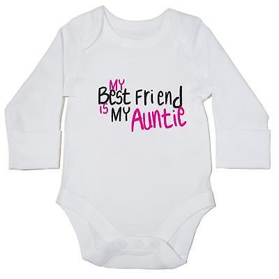 My Patronus Is My Auntie baby vest boys girls