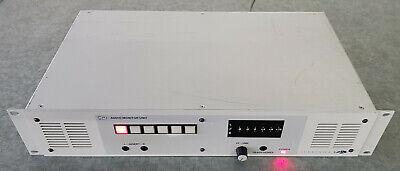 Deftig Audionics Soundcheck Sc1 Audio Monitor Unit Kortingen Sale
