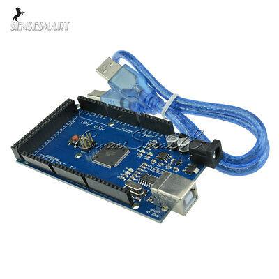 Bundle Arcryl Gehäuse /& UNO R3 ATmega 328P Board CH340G USB Chip