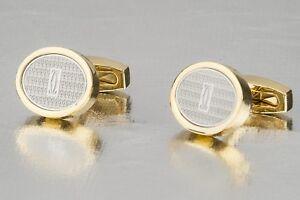 Cartier cufflinks Gold Mens Jewelry Cuff links Designer Accessories