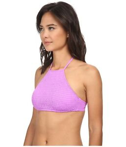 Billabong Womens Sol Searcher High Neck Bikini Top