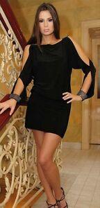 New-Womens-Ladies-Party-Evening-Sexy-Formal-Prom-Mini-Maxi-Dress-UK-8-22