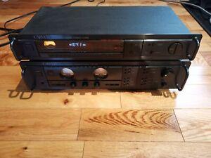 Carver CM-1090 Amp, w/ Carver TX-12 AM/FM Tuner, Plus BONUS
