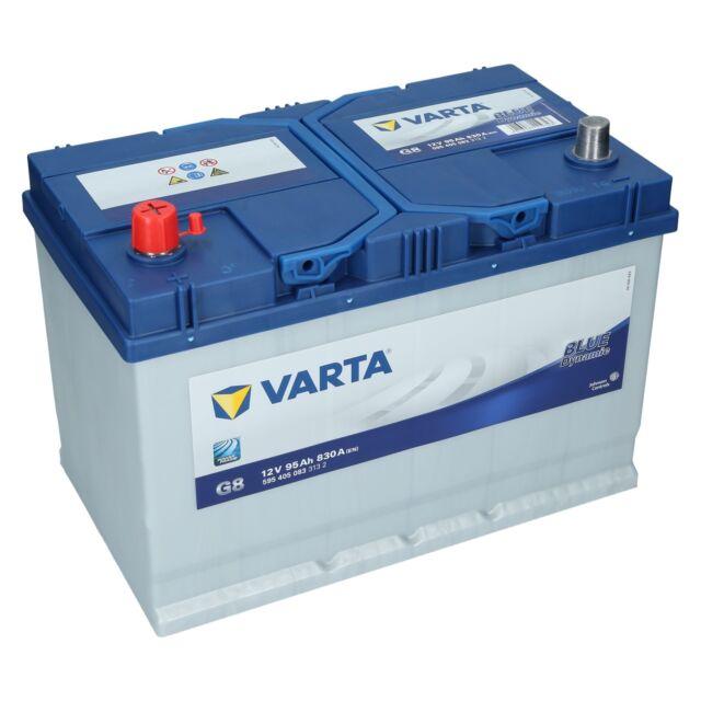 Varta G8 12V 95Ah 830A/EN Autobatterie Blue Dynamic PKW Batterie NEU