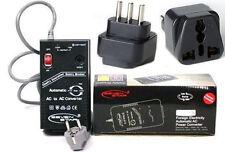 500W Watt Voltage Power Converter With Italy Plug! 110v 220v 110 220 Volt UpDown