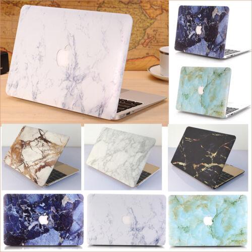 6-Color Marble Griotte Ultra Slim Matte Case for MacBook Air Pro 11 13+Retina