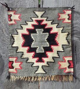 Image Is Loading Antique Navajo Rug Germantown Square Sampler Native American