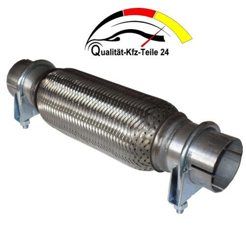FLEXROHR Montage ohne Schweißen unterschiedliche Durchmesser 45 50 200 300 mm