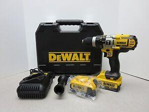 Dewalt-DCD985M2-Hammerdrill-20v-3-Speed-0-575-0-1350-0-2000-RPM-Li-Ion