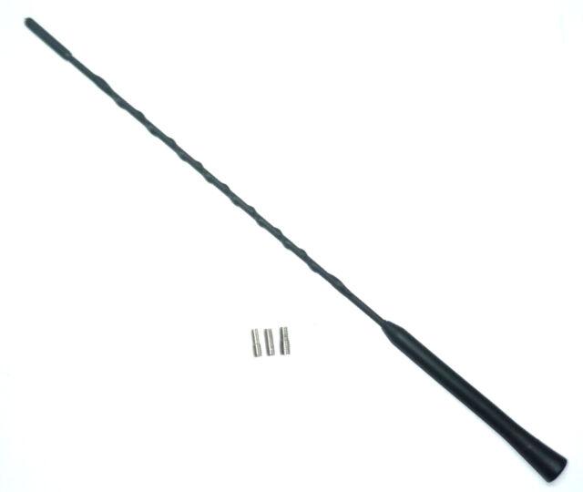 Antenne 40cm Dachantenne Kurzstabantenne für Dacia Fiat Ford Honda Daewoo