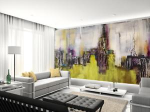 3D Kunst-Graffiti Bild 88 Tapete Wandgemälde Tapete Tapeten Bild Familie DE