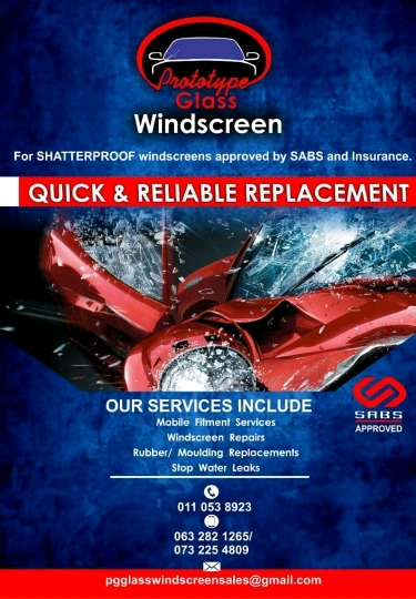 Cheap and Affordable Car Windscreen