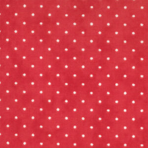 Moda Victoria Floral Beatrice Red 100/% cotton Fabric Patchwork Quilting