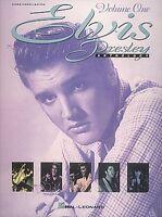 Elvis Presley Anthology Volume 1 Sheet Music Piano Vocal Guitar Songbo 000308198
