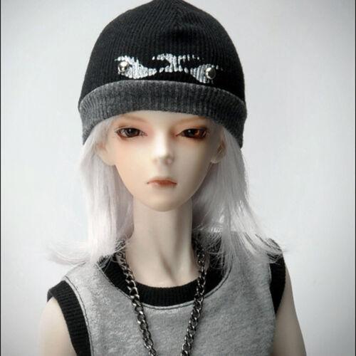 Kai Beanie Dollmore NEW  1//3 BJD SCALE  SD SIZE Black 8-9