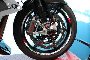 EVOTECH-MOTO-ADESIVI-STRISCE-RUOTA-BANDIERE-FLAGS-ITALIA-ITALY-WHEEL-STICKERS
