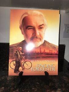 Finding Forrester Sean Connery Movie Press Release Kit Ebay