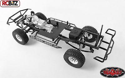 Trail Finder 2 Kit Camion Lwb 1/10 Scala Lungo Ruota Base Telaio Solo Z-k0059
