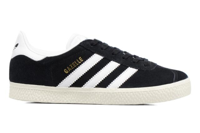 pretty nice d6c93 38dc0 Bambino Adidas Originals Gazelle C Sneakers Nero